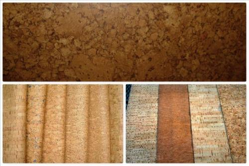 Плитка для потолка пробковая. Разновидности пробкового покрытия для потолка