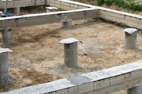 Гидроизоляция под фундамент. Виды гидроизоляции и ее применение в различных ситуациях