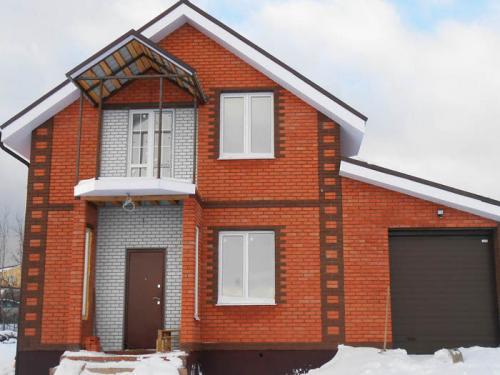 Дом из кирпича 100 кв и стоимость строительства. Цена дома из кирпича