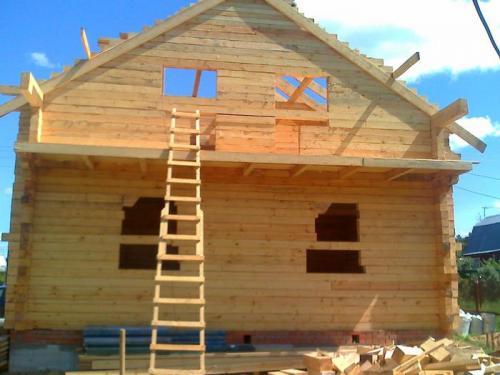 Как строить дом из дерева. Тонкости выбора материалов