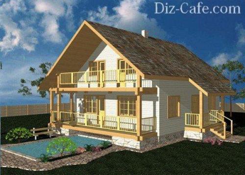 Как дешево сделать дом. Как и из чего дешевле всего строить дом: сравниваем материалы и технологии