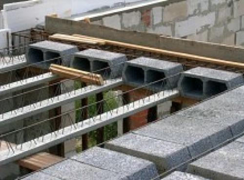 Перекрытия между этажами в частном доме. Основные требования к перекрытиям между этажами