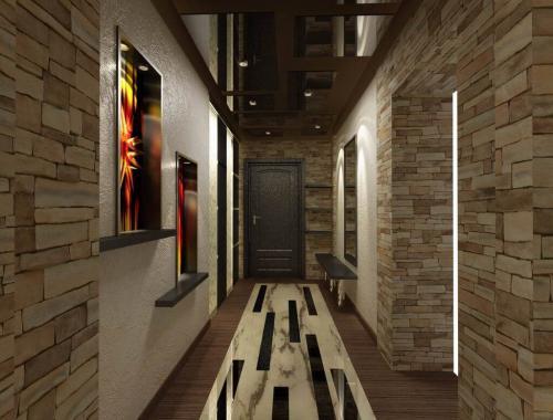 Коридор в квартире дизайн. Дизайн коридора в квартире цветовое решение, выбор стеновых и напольных покрытий