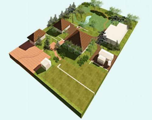 Программа для планировки участка онлайн. Бесплатная онлайн программа для планировки и проектирования участка или дома
