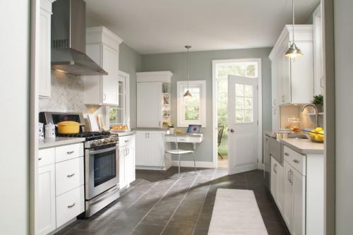 Советы дизайнера по интерьеру кухни. Сделайте серый цвет нескучным