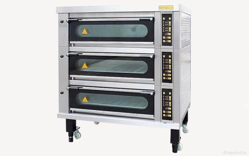 Чем отличается подовая печь от конвекционной. Выбор хлебопекарной печи