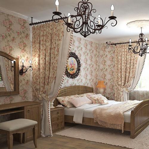Спальня-гостиная в хрущевке. Организация пространства и зонирование