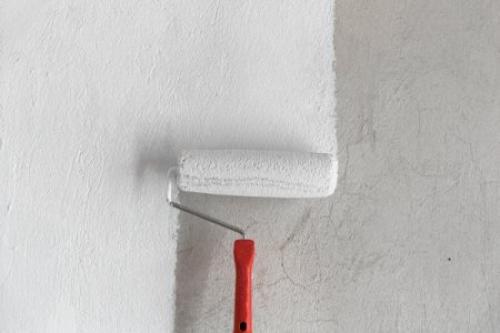 Чем красить в стены в ванной. Покраска