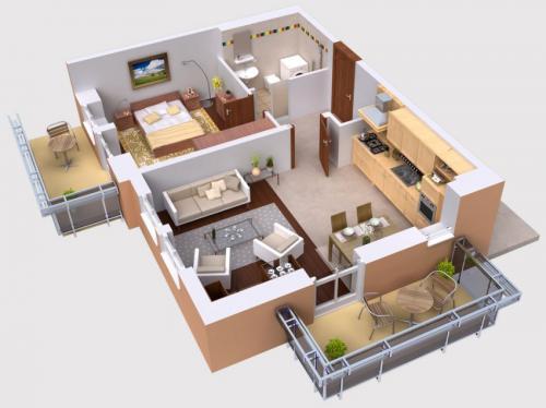 Как сделать проект квартиры самостоятельно. Дизайн-проект квартиры с ремонтом: фото и рекомендации