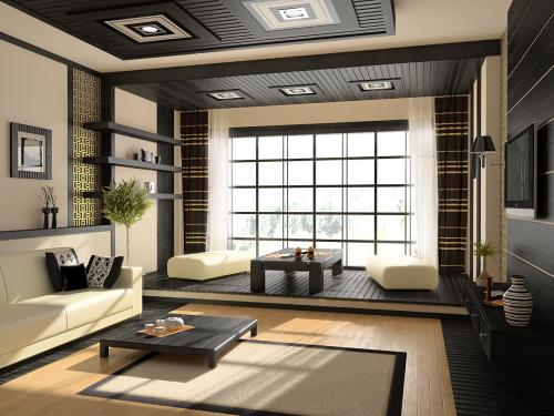 Дизайн комнаты из вагонки. Виды вагонки