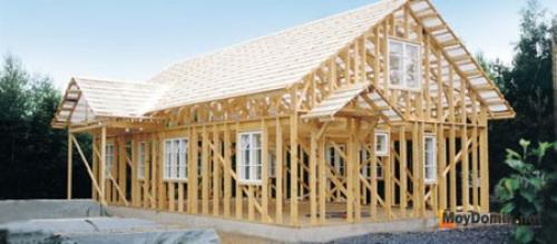 Строительство домов по финской технологии. Финская технология строительства каркасных домов – особенности материала
