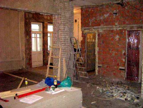 Перепланировка 4-х комнатной квартиры 97 серии. С чего начать