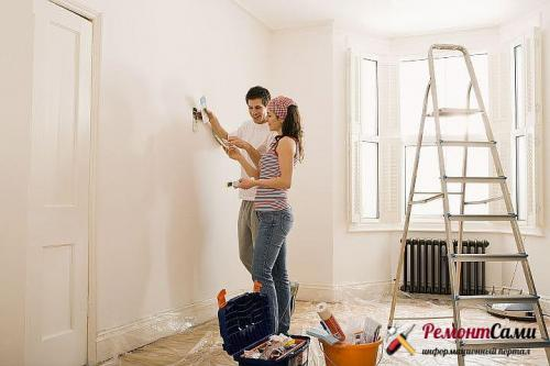 Советы по ремонту квартиры своими руками. С чего начать?