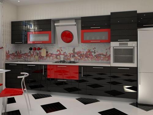Расположение шкафов на кухне. №1. Как расставить мебель на кухне?