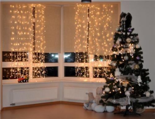 Как красиво украсить комнату на Новый год. Как украсить комнату своими руками на Новый год 2020