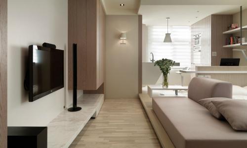 Интерьер однокомнатной квартиры маленькой. Жизнь в небольшом пространстве: супероптимизированный интерьер маленькой однокомнатной квартиры