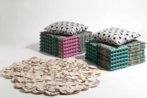 Коробки из-под яиц, что можно сделать. Оригинальные поделки, которые можно смастерить из обычных картонок для яиц