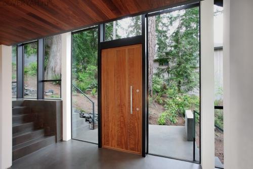Какие входные двери лучше выбрать для частного дома. Характеристики правильного выбора