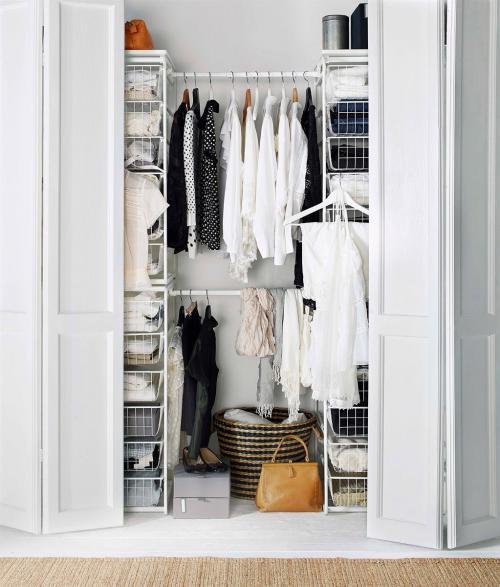 Места для хранения в маленькой квартире. Без шкафов: где ещё хранить вещи в маленькой квартире