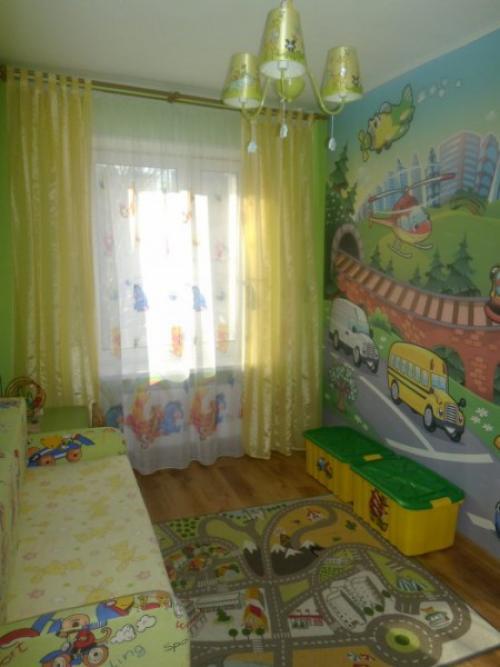 Как обустроить комнату 4х4. Детская комната 4х4