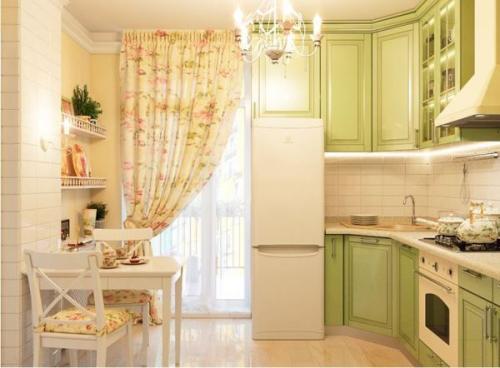 Маленькая кухня во французском стиле. Ключевые особенности французского дизайна