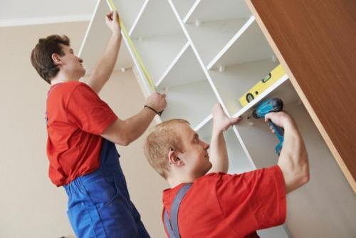Встроенный шкаф с распашными дверями в нишу. Как сделать шкаф в нише с распашными дверями своими руками.