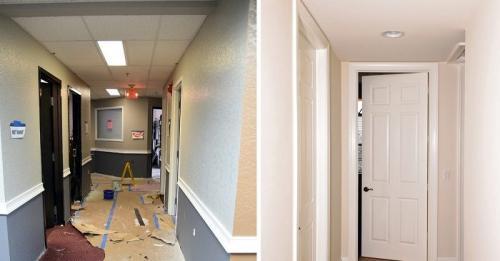 Как расширить коридор визуально. Дизайн коридора в квартире Сегодня мы расскажем, как расширить узкий коридор. 8 советов от опытного архитектора!