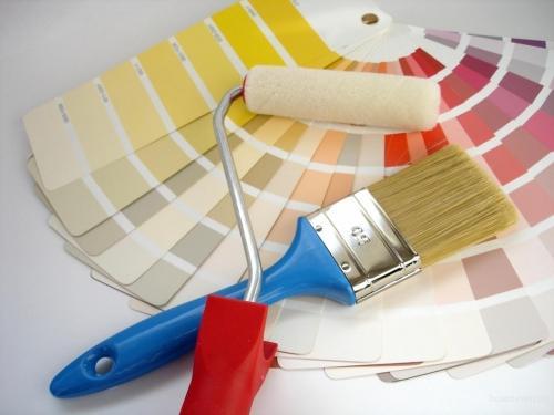 Акриловые краски для стен. Акриловая водно-дисперсионная краска