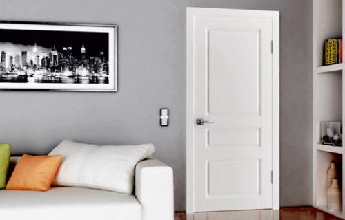 Цвет плинтуса под пол или под двери. Какого цвета ставить двери: в тон полу или нет