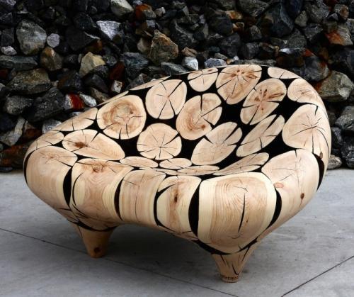 Творческие поделки из дерева. Оригинальные идеи декора из дерева