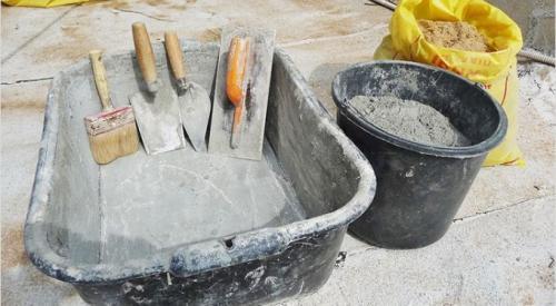Как самому сделать бетон. Инструменты