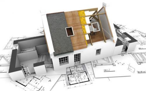С чего начать строительство дома на участке. Подготовительный этап строительства