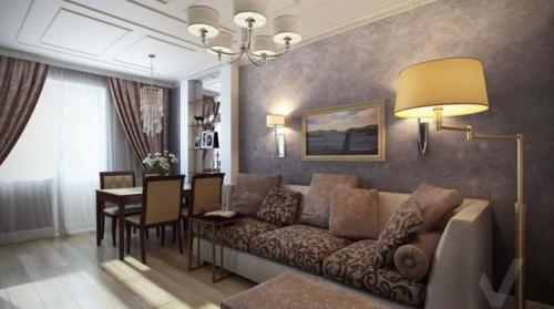 Ремонт в 3 комнатной квартиры в панельном доме. Как сделать ремонт в трехкомнатной квартире?