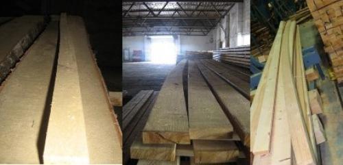 Гипсокартон по деревянной обрешетке. Дерево против профиля