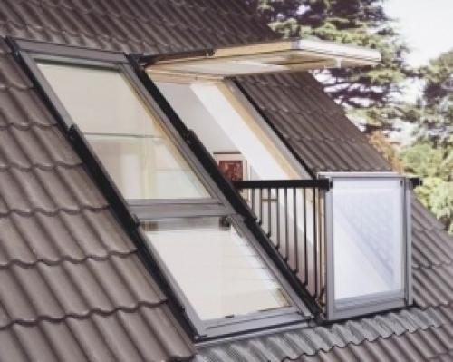Что такое мансардные окна. Чем мансардные окна отличаются от обычных?