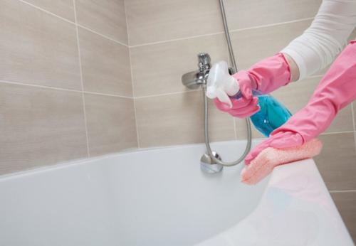 Генеральная уборка в ванной комнате. 10 советов по уборке ванной комнаты