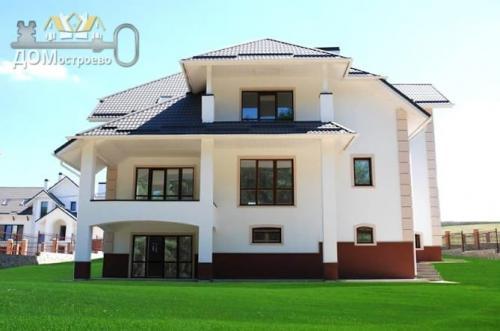 Дом из керамоблока тула. Построим дом из керамических блоков под ключТула цена от 19 000 руб/м2.