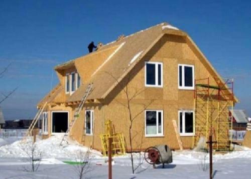 Сэндвич панели дома. Строительство домов из сэндвич-панелей: преимущества и недостатки