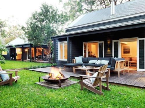 Дизайн небольшого участка возле частного дома. Красивый двор — модная тенденция или необходимость