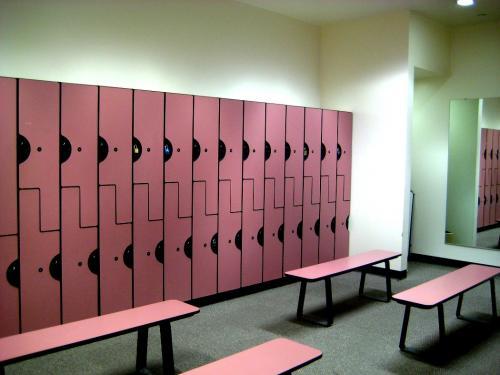 Шкафчики в раздевалку фитнес размеры. Варианты шкафов в раздевалки фитнес клубов, советы по выбору