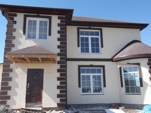 Красивая отделка дома снаружи. Красивая отделка фасада дома —, как создать уникальный стиль и оригинальный дизайн. 125 фото и видео по выбору оформления